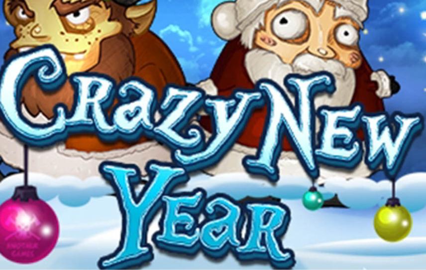 Lähetä kuva 3 parasta kolikkopeliä joiden teemana ovat juhlapäivät Crazy New Year - 3 parasta kolikkopeliä, joiden teemana ovat juhlapäivät