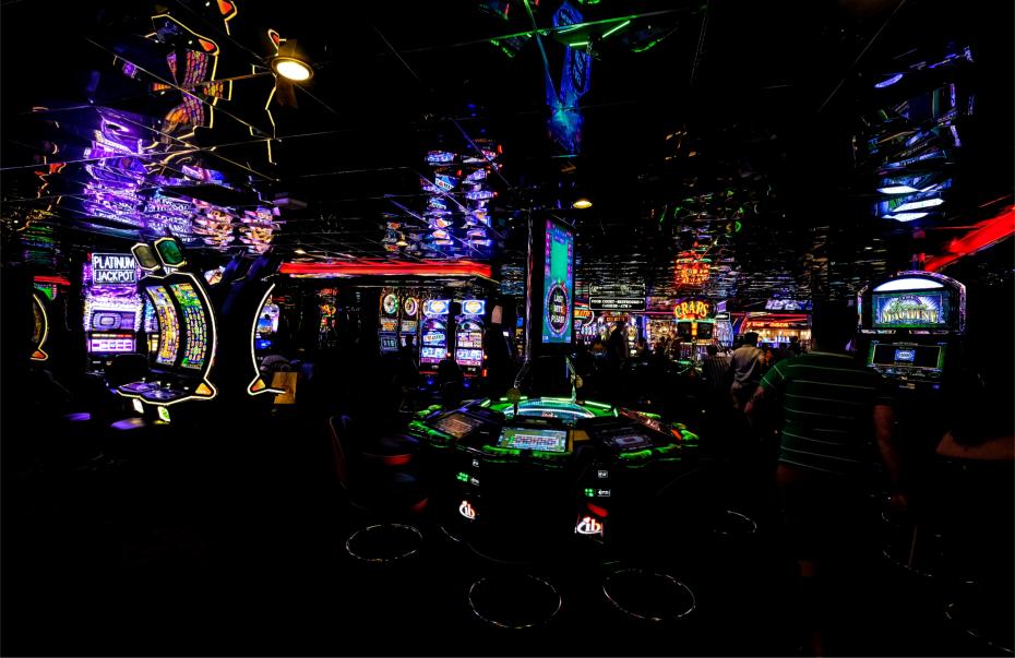 Lähetä kuva 3 liiketoimintaan liittyvää tosiasiaa peliautomaateista jotka sinun tulisi tietää niin satunnaisia - 3 liiketoimintaan liittyvää tosiasiaa peliautomaateista, jotka sinun tulisi tietää